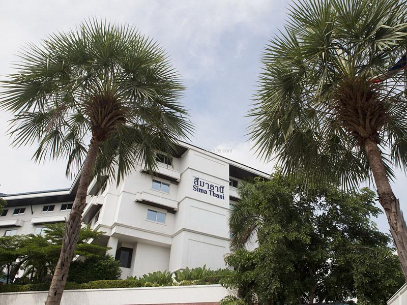 โรงแรมสีมา ธานี